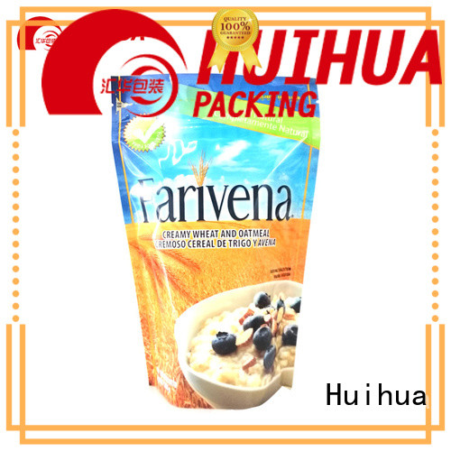 Huihua stand up pouch bags directly sale for pet food