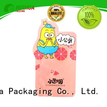 Huihua custom printed pouches factory for snacks
