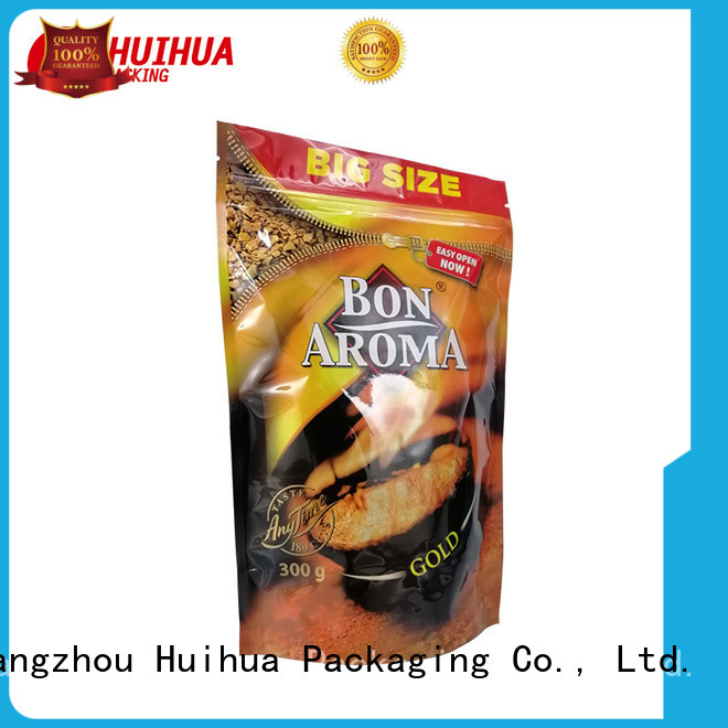 lightweight printed coffee bags factory for green coffee beans
