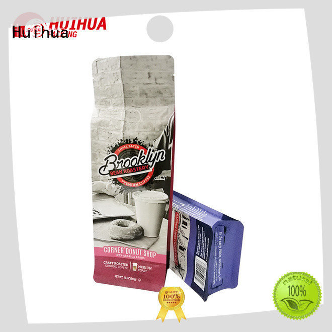 Huihua coffee packaging bag with good price for ground coffee