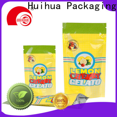 Huihua child resistant bags factory for children