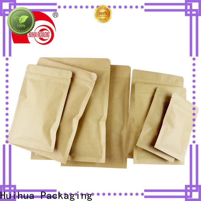Huihua custom flexible packaging suppliers company for food