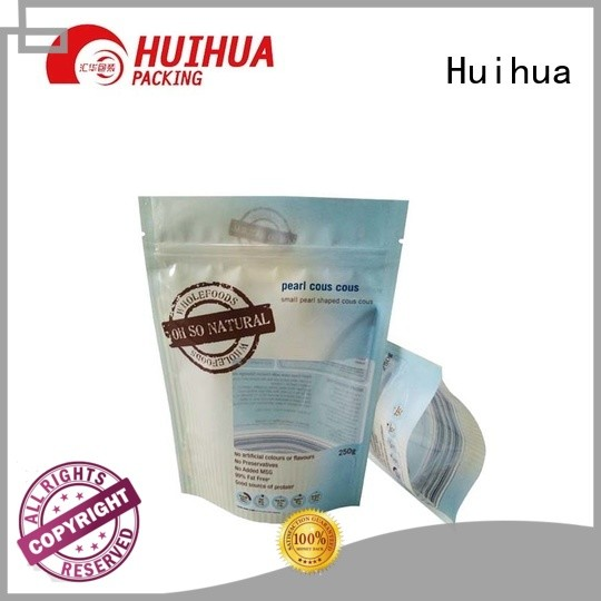 Huihua pouch printing series for pet food