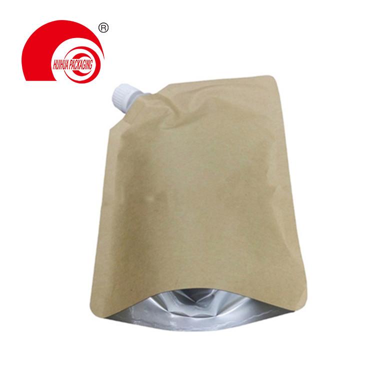 product-Generic Foil Spout Bag-Huihua-img-1