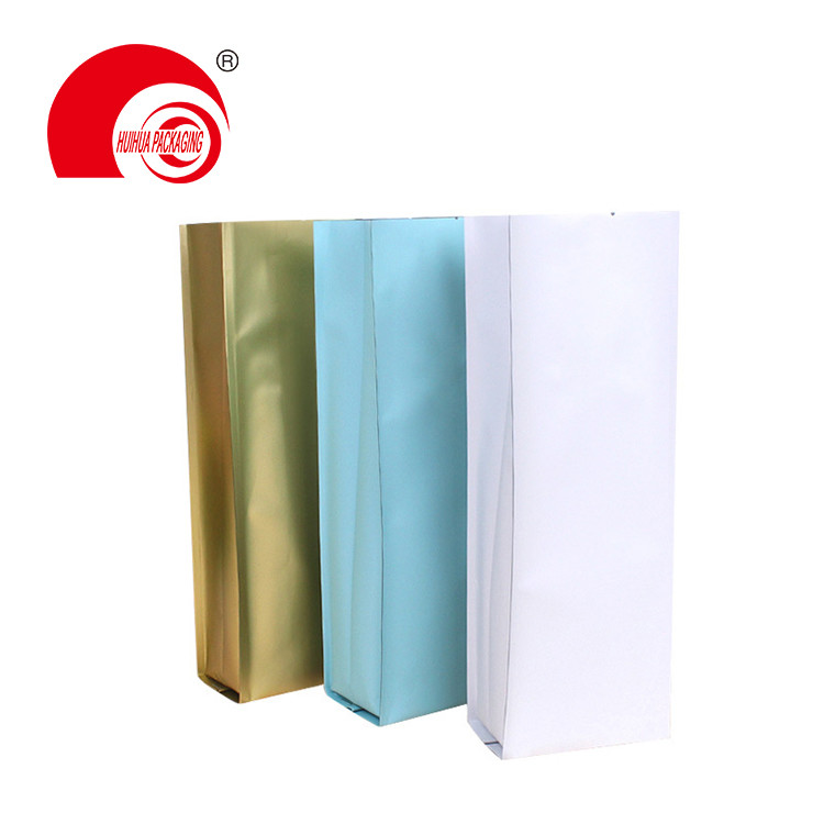 product-454g 1 lb side gusset coffee packaging bag with valve in various colors options-Huihua-img-1