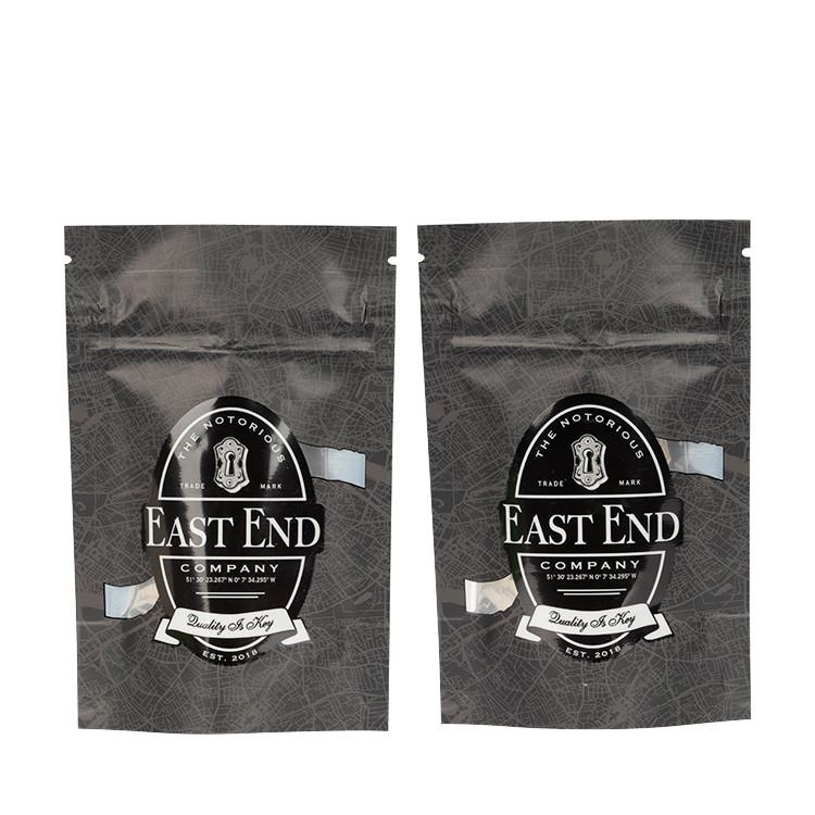 Compostable Biodegradable Plastic Child Resistant Airtight Children Proof Bag Wholesale