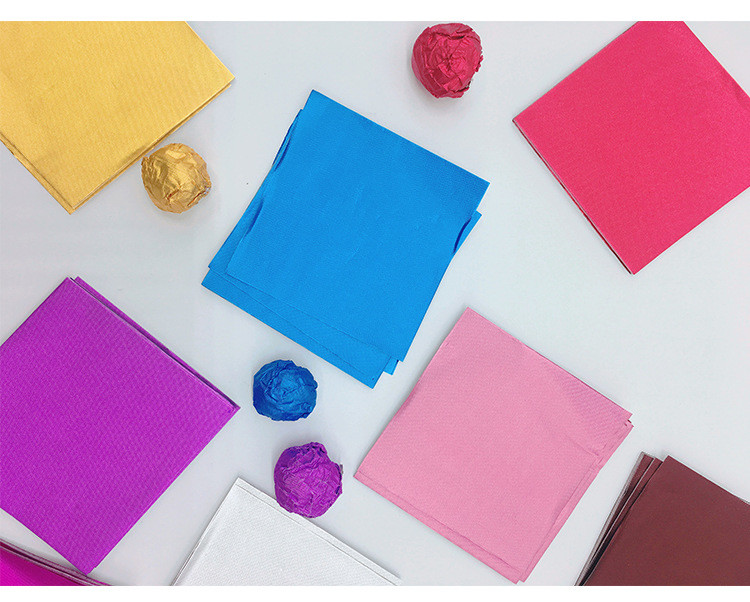 product-Colorful Aluminum Foil Candy Chocolate Chip Cookie Packaging Tin Foil Metal Embossing-Huihua-1