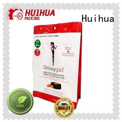 Huihua modern printed packaging bags directly sale for sauce