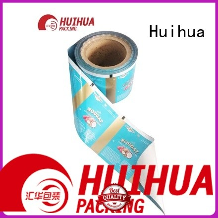 Huihua pouch printing customized for coffee