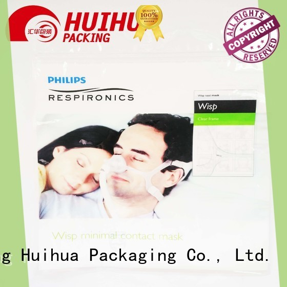 Huihua pouch printing series for cosmetics